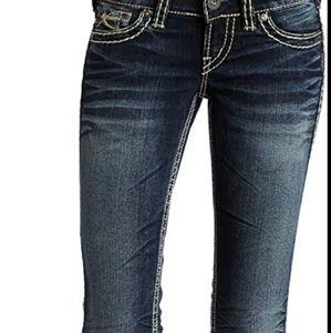 Silver Jeans McKenzie Flap Jeans 34 × 29 Slim Boot
